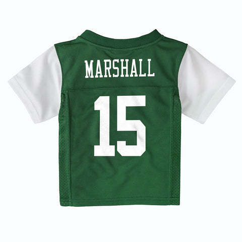 Brandon Marshall NFL New York Jets Mid Tier Home Green Infant Jersey
