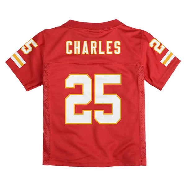 Jamaal Charles NFL Kansas City Chiefs Mid Tier Replica Infant Jersey