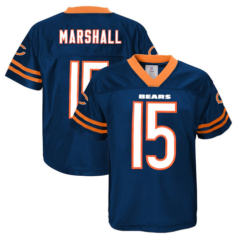 Brandon Marshall NFL Chicago Bears Replica Home Jersey Infant Toddler (12M-4T)