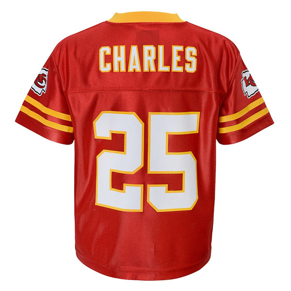 Jamaal Charles NFL Kansas City Chiefs Replica Home Jersey Infant Toddler (2T-4T)