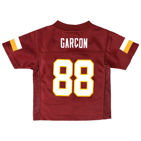 Pierre Garcon NFL Washington Redskins Mid Tier Burgundy Jersey Toddler (2T-4T)