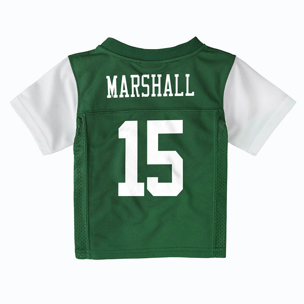 Brandon Marshall NFL New York Jets Mid Tier Green Home Jersey Toddler (2T-4T)