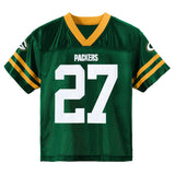 Eddie Lacy NFL Green Bay Packers Replica Home Team Jersey Boys Size (4-7)