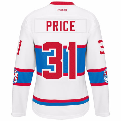 Carey Price Montreal Canadiens NHL Women White '16 Winter Classic Premier Jersey