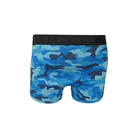 Reebok UFC Men's Blue  Fight Boxer Brief ii Shorts B43933