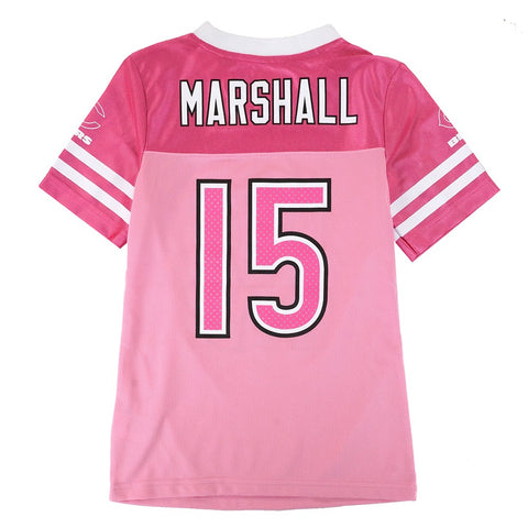 Brandon Marshall NFL Chicago Bears Mid Tier Fashion Jersey Girls Youth (7-16)