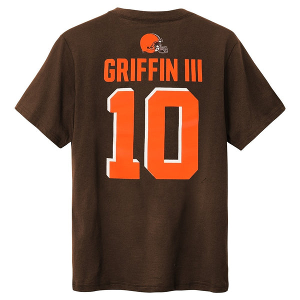 Robert Griffin iii NFL Washington Redskins Player Jersey T-Shirt Youth (XS-XL)