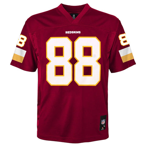 Pierre Garcon NFL Washington Redskins Mid Tier Replica Home Jersey Youth (S-XL)