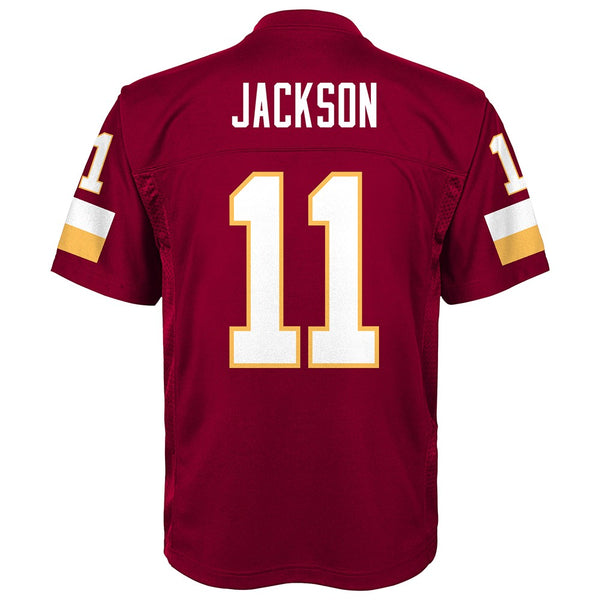 DeSean Jackson NFL Washington Redskins Mid Tier Replica Home Jersey Youth (S-XL)