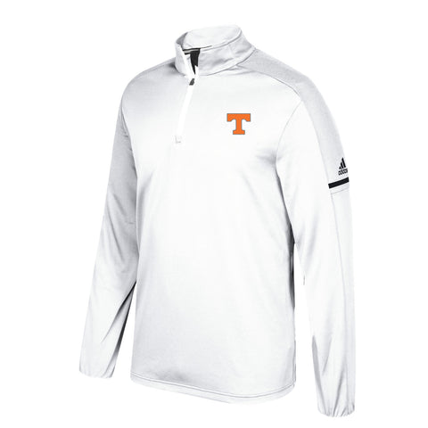 Tennessee Volunteers NCAA Adidas Men's 2017 Sideline Game Built White Knit