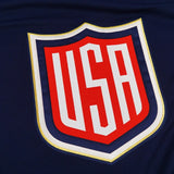 USA NHL Adidas Navy Blue 2016 World Cup of Hockey Premier Home Jersey