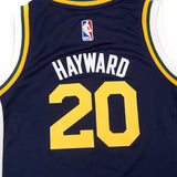 Gordon Hayward Utah Jazz NBA Adidas Toddler Navy Official Road Replica Jersey