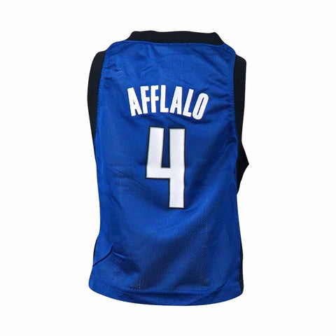 Aaron Afflalo Orlando Magic NBA Adidas Toddler Blue Official Road Replica Jersey