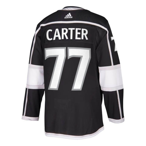 Jeff Carter Los Angeles Kings NHL Adidas Men's Black Authentic On-Ice Pro Jersey