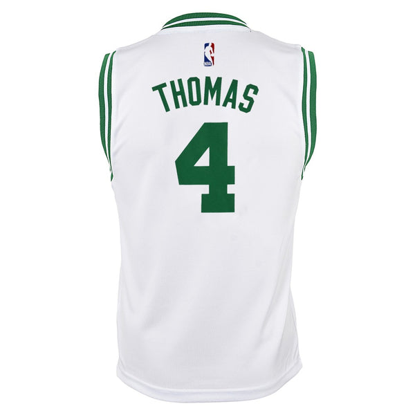Isaiah Thomas NBA Boston Celtics Home White Player Replica Jersey Youth (S-XL)