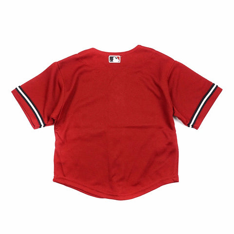 Arizona Diamondbacks MLB Majestic Infant Red Official Alternate Cool Base Jersey