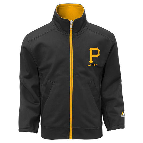 "Pittsburgh Pirates MLB ""Home Plate"" Full Zip Jacket & Pants Set Toddler (2T-4T)"