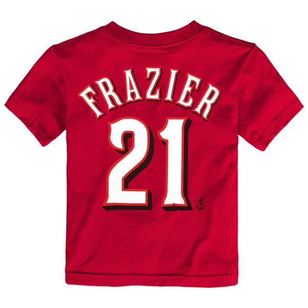 Todd Frazier MLB Cincinnati Reds Player Jersey Red T-Shirt Infant Toddler Sizes
