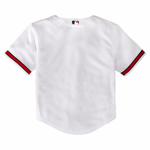 Arizona Diamondbacks MLB Majestic Toddler's White Home Cool Base Jersey