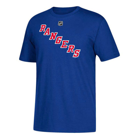 Kevin Shattenkirk NHL New York Rangers Adidas Name & Number Jersey Blue T-Shirt