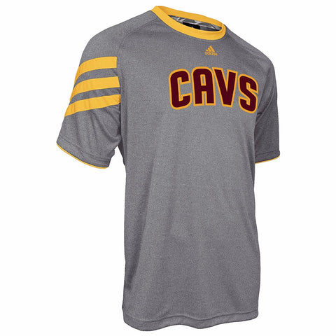 Cleveland Cavaliers Men's Grey 2012 GameTime ClimaFit Performance Shooting Shirt