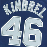 Craig Kimbrel San Diego Padres MLB Majestic YOUTH Navy Player Jersey T-Shirt