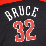 Jay Bruce Cincinnati Reds MLB Majestic YOUTH Black Team Leader Jersey