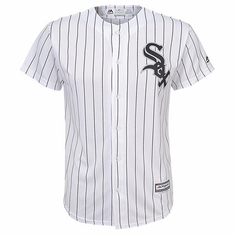 Chris Sale Chicago White Sox MLB Majestic YOUTH White Cool Base Home Jersey