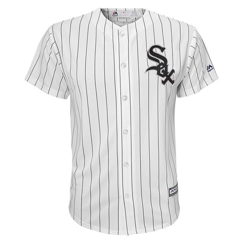 Melky Cabrera MLB Majestic Chicago White Sox Home Cool Base Jersey Youth (S-XL)