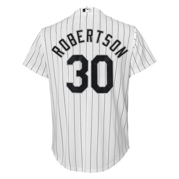 David Robertson MLB Majestic Chicago White Sox Home Cool Base Jersey Youth S-XL