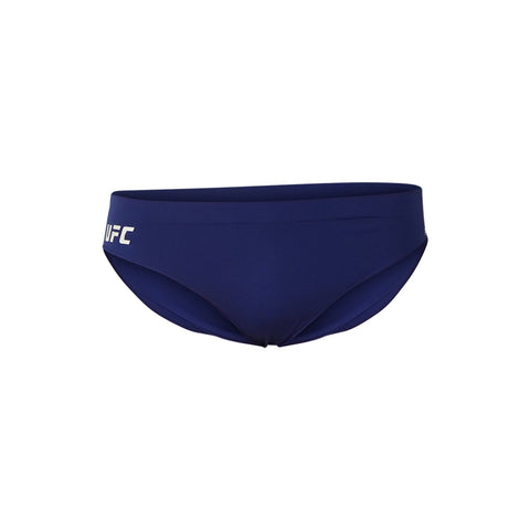 Reebok UFC Women's Blue Speedwick Performance Seamless Underwear Slip