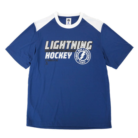 Steven Stamkos NHL Tampa Bay Lightning Performance Player Graphic T-Shirt Men's