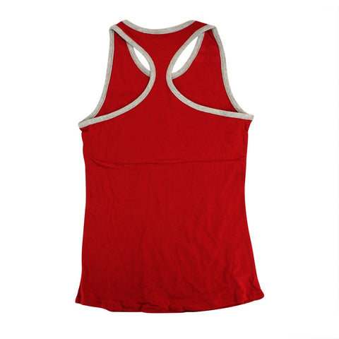 "Oklahoma Sooners Outerstuff NCAA Girls Red ""Princess Cut"" Tank"