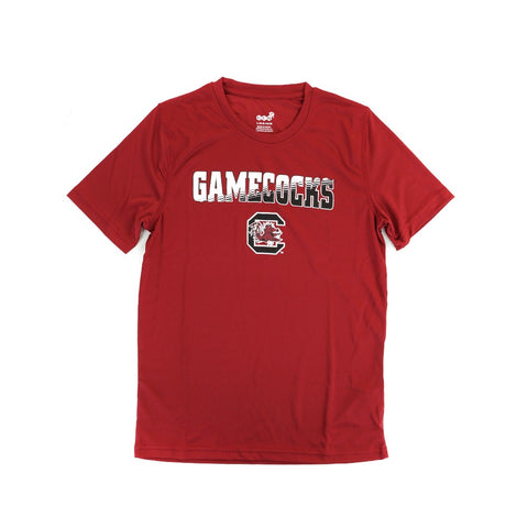 South Carolina Gamecocks Outerstuff NCAA Youth Red Performance T-Shirt