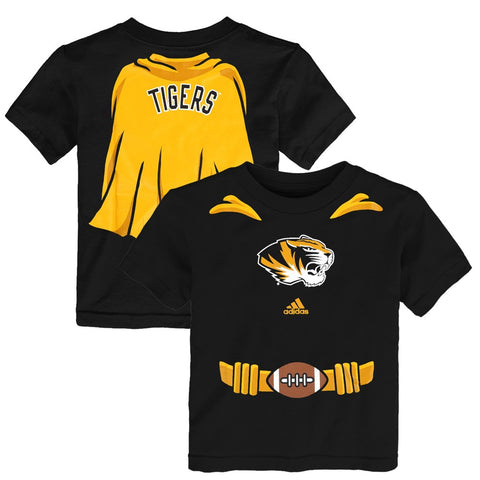 Missouri Tigers Adidas NCAA Toddler Black Super Player Graphic T-Shirt