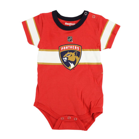 Florida Panthers NHL Outerstuff Infant Red Hockey Jersey Creeper