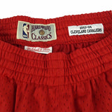 2003-04 Cleveland Cavaliers Mitchell & Ness Road Wine Throwback Swingman Shorts