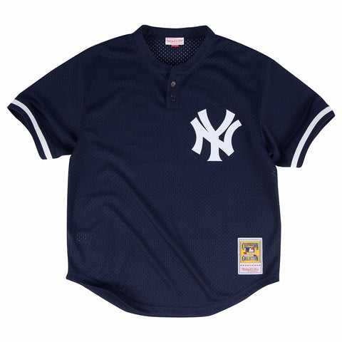 Mariano Rivera 1995 New York Yankees Mitchell & Ness Authentic BP Jersey Men's