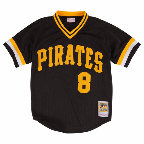 Willie Stargell Pittsburgh Pirates Mitchell & Ness 1982 Authentic BP Jersey