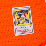 Cal Ripken Jr 1988 Baltimore Orioles Mitchell & Ness MLB Batting Practice Jersey