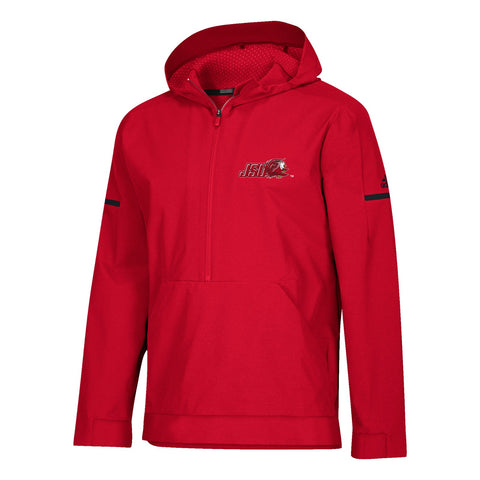 Jacksonville State Gamecocks Men's 2018 Sideline Red Squad Woven Anorak Jacket