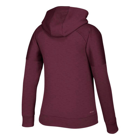 "Texas A&M Aggies NCAA Adidas Women's ""Boxed In"" Maroon Hoodie"