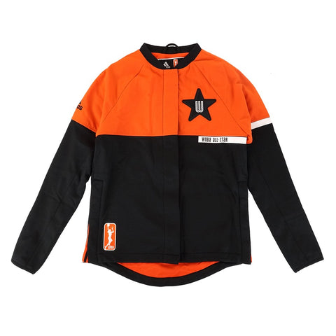 2015 WNBA All Star WNBA  Authentic On-Court Team Issued Warm Up Jacket Women