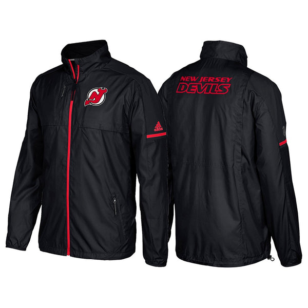 New Jersey Devils Adidas NHL Men's Authentic Pro Rink (Player Version) Jacket