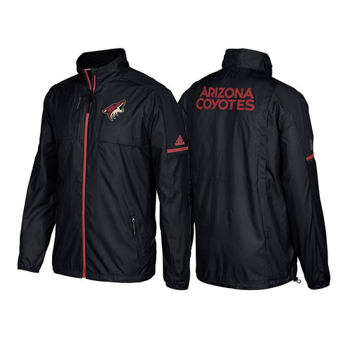 Arizona Coyotes Adidas NHL Men's Authentic Pro Rink (Player Version) Jacket