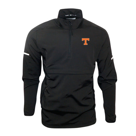 Tennessee Volunteers NCAA Adidas Men's Climalite Black Game Built  Woven Jacket