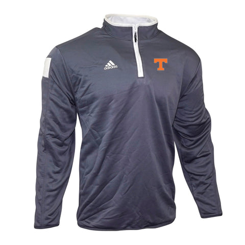 Tennessee Volunteers NCAA Adidas Men's 2014 Sideline Onix Grey Coaches Knit