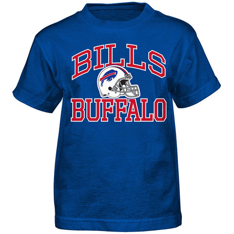 "Buffalo Bills Outerstuff NFL Boys Blue ""Play Action"" T-Shirt"