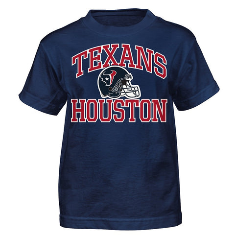 "Houston Texans Outerstuff NFL Boys Navy Blue ""Play Action"" T-Shirt"
