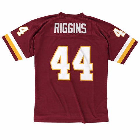 John Riggins 1983 Washington Redskins Mitchell & Ness Home Maroon Legacy Jersey